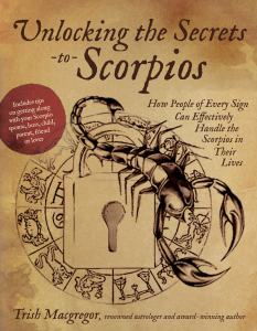 Scorpios - MacGregor