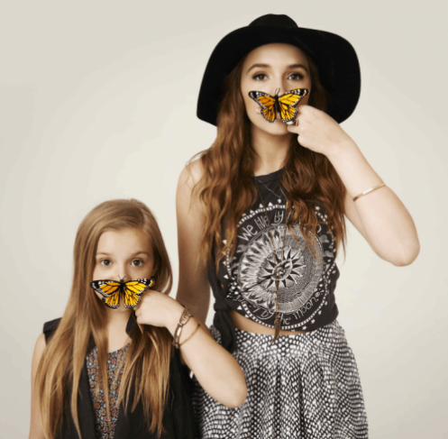 Canadian singing duo Lennon & Maisy signed with Disney