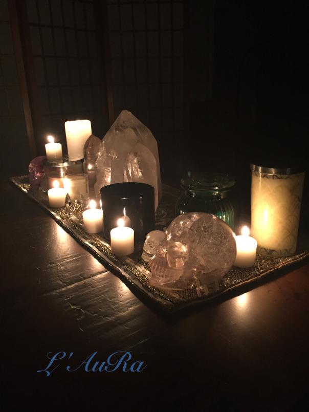 candlesL'AuRa