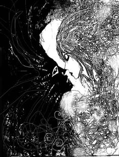Hades/Pluto and Persephone