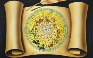 horoscope chart