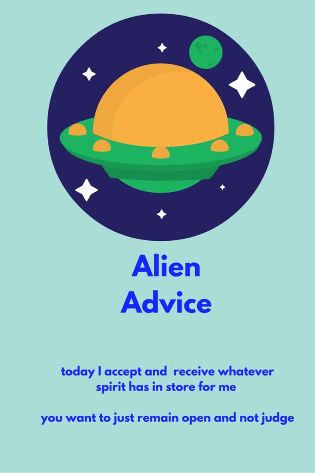 Alien Advice (1)