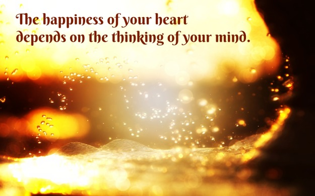 happiness-depends-on-thoughts