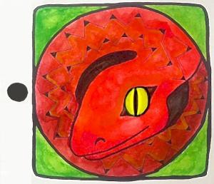 1 Serpent / CHICCHAN